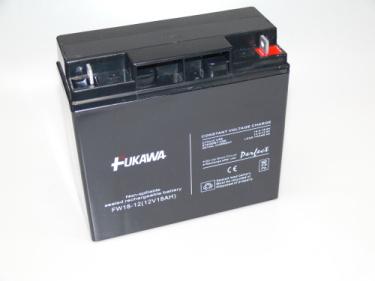 Baterie FUKAWA FW 18-12 (12V/18Ah - M5)