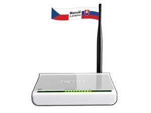 Tenda W316R WiFi-N 150 Router,4x LAN, 1x Fix. Ant