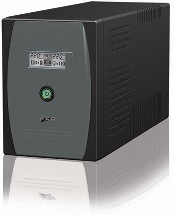 FSP/Fortron UPS EP 1500 SP, 1500 VA, line interactive