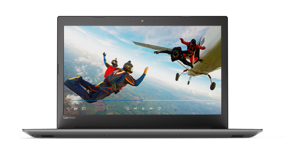 "Lenovo IdeaPad 320-17AST AMD A6-9220 2,50GHz/8GB/HDD 1TB/17,3"" HD+/AG/DVD-RW/WIN10 černá 80XW0040CK"