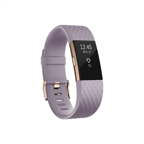Fitbit Charge 2 Lavender Rose Gold - L