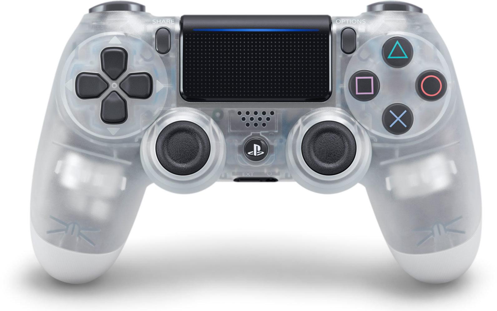 PS4 - DualShock 4 Controller Crystal v2