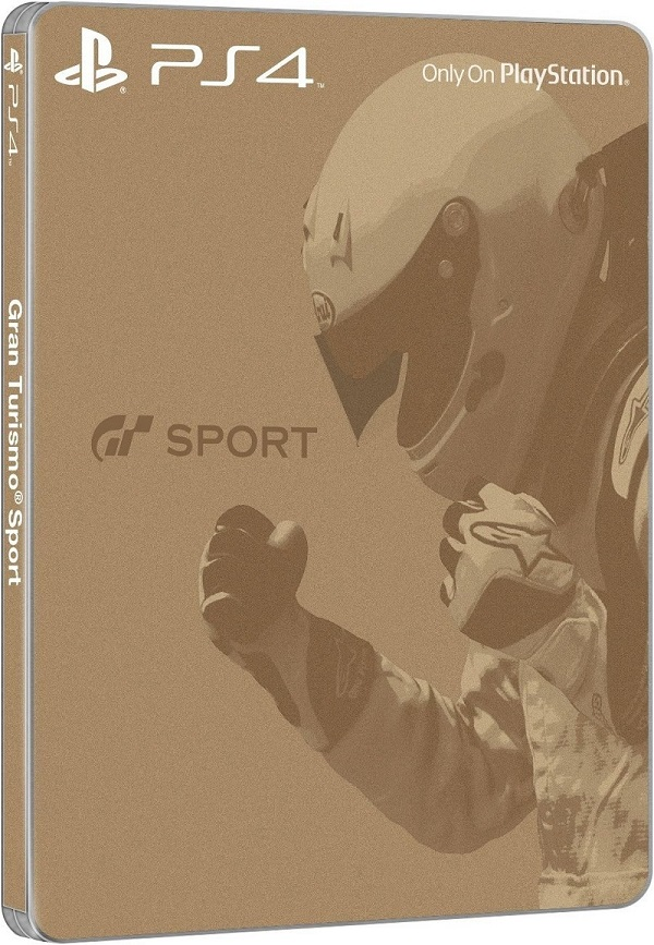 SONY PS4 hra GT Sport Special Edition