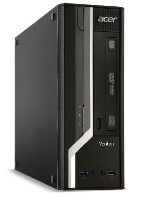 Acer Veriton X2640G/Ci3-6100/4GB DDR4/1TB/DVD RW/ W10Pro s možností DG na Win7Pro