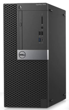 Dell Optiplex 7050 MT i5-6500/8G/2x500G RAID1/2xGLAN/W7P+W10P/3RNBD