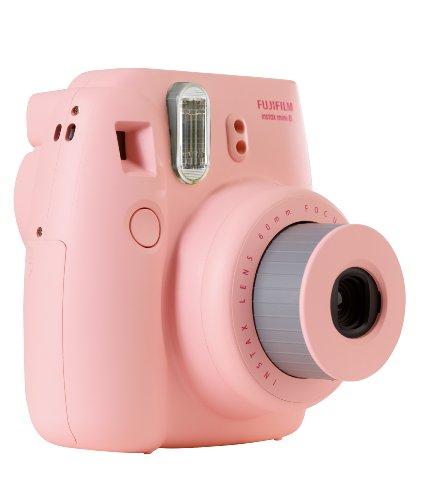 Fotoaparát Fujifilm Instax Mini 8 růžový