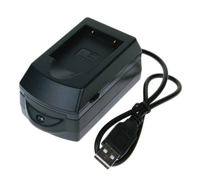 AVACOM USB nabíječka AVEPU 140 pro Li-ion akumulátor Olympus Li-40B, Li-42B