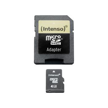 INTENSO Micro SD 4GB