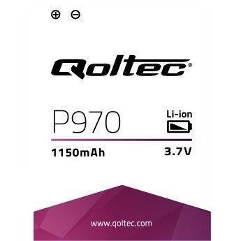 Qoltec Baterie pro LG Swift P970, 1150mAh