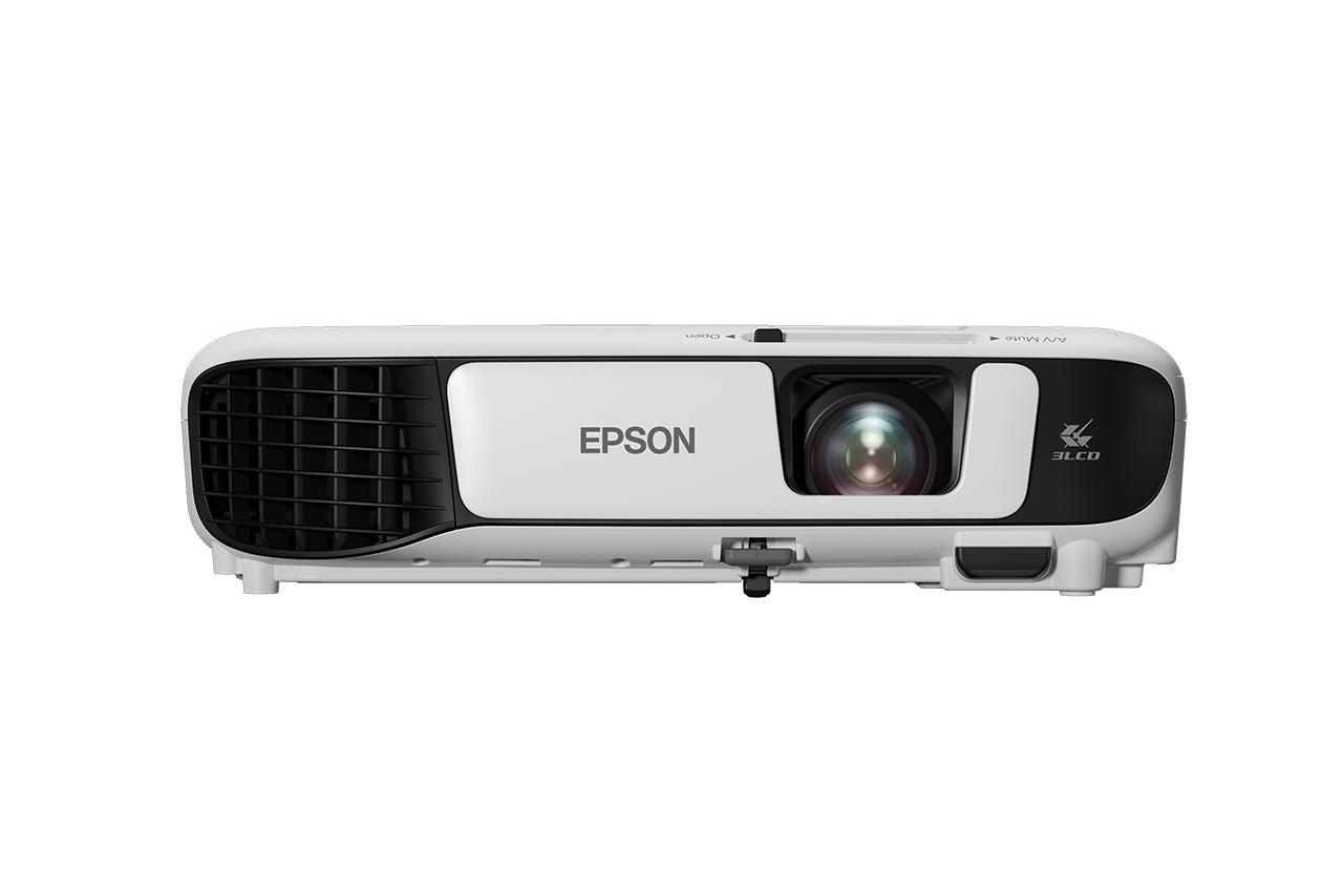 EPSON 3LCD/3chip projektor EB-W41 1280x800 WXGA/3600 ANSI/15000:1/HDMI/2W Repro/optionWi-fi/