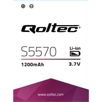 Qoltec Baterie pro Samsung Galaxy Mini S5570, 1750mAh