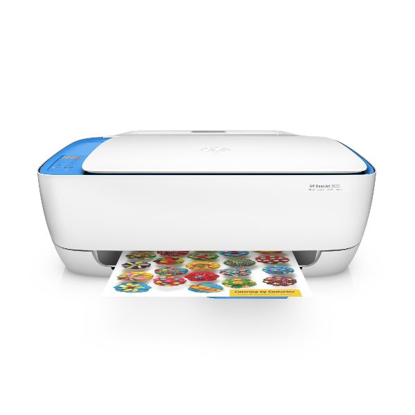 HP All-in-One Deskjet Ink Advantage 3639 (A4, 8,5/6 ppm, USB, Wi-Fi, Print, Scan, Copy)
