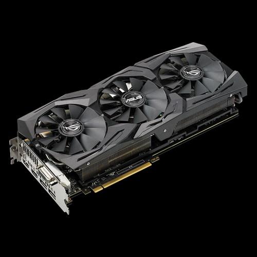 ASUS VGA NVIDIA ROG-STRIX-GTX1080-A8G-11GBPS