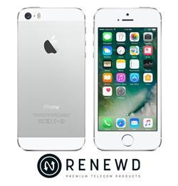 Renewd iPhone 5S Silver 16GB