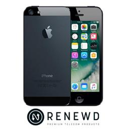 Renewd iPhone 5S Space Gray 16GB