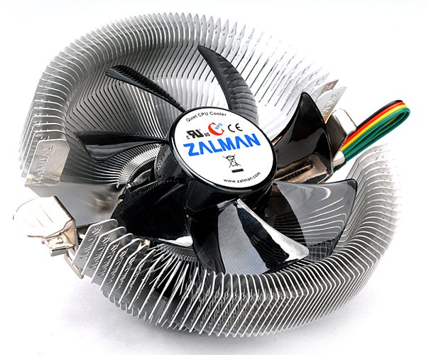 Zalman chladič CNPS7000V (CUAL)-1-PWM, socket universal, 92mm FSB Fan