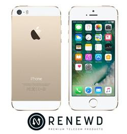 Renewd iPhone 5S Gold 32GB
