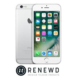 Renewd iPhone 6 Silver 16GB