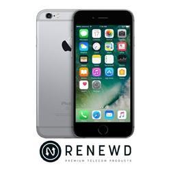 Renewd iPhone 6 Space Gray 16GB