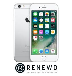 Renewd iPhone 6S Silver 64GB