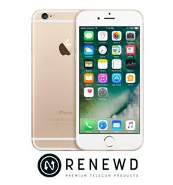 Renewd iPhone 6 Gold 16GB