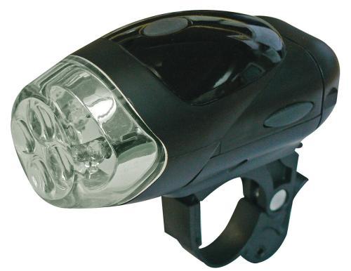 Emos LED cyklosvítilna XC-754, 4x LED, 4x AAA, přední