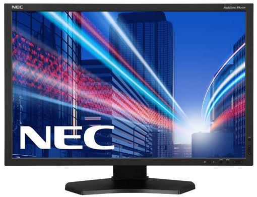 NEC LCD MultiSync PA242W 24.1'' wide, FHD, DVI, HDMI, DP, USB, černý