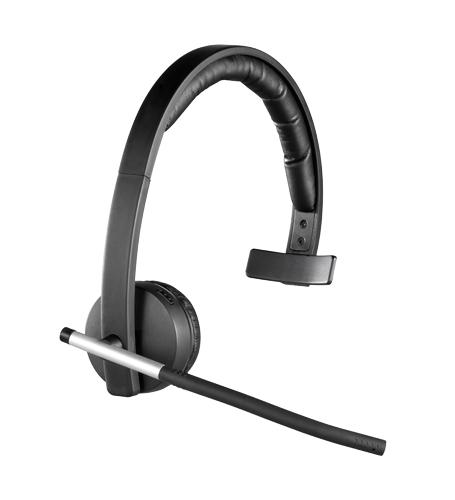 Logitech H820E Bezdrátová sluchátka mono