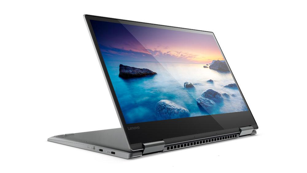 "Lenovo YOGA 720-13IKBR i7-8550U 4,00GHz/16GB/SSD 512GB/13,3"" UHD/IPS/AG/multitouch/FPR/ActivePen/WIN10 šedá 81C3001RCK"