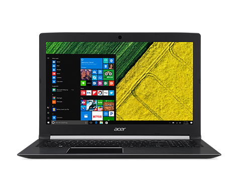 "Acer Aspire 5 (A515-51G-54DN) i5-7200U/4GB+4GB/128GB SSD M.2+1TB/GeForce 940MX 2GB/15.6""FHD IPS LED/BT/W10 Home/Gray/Black"