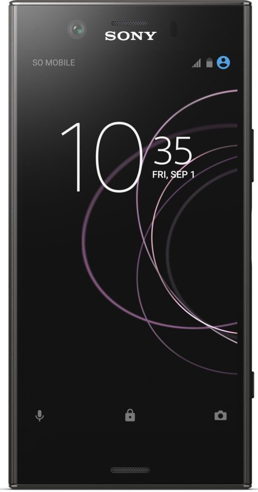 Sony Xperia XZ1 DS G8342 Black