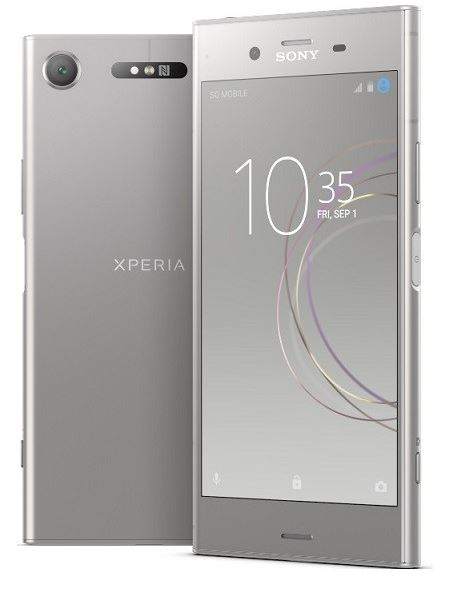 Sony Xperia XZ1 Compact SS G8441 Silver