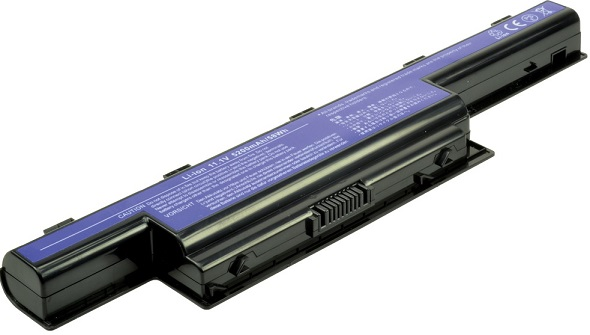 2-Power baterie pro ACER Aspire/eMachine/EasyNote/TravelMate Li-ion(6cell), 11,1V, 5200 mAh