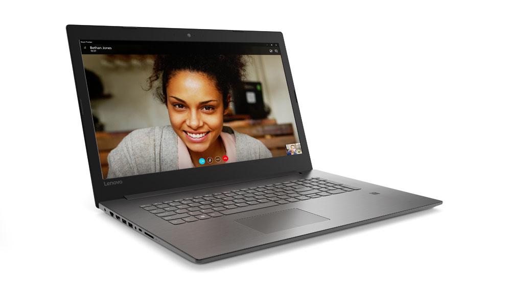 "Lenovo IdeaPad 320-17IKBR i5-8250U 3,40GHz/8GB/SSD 256GB/17,3"" FHD/IPS/AG/GeForce 4GB/WIN10 černá 81BJ0003CK"