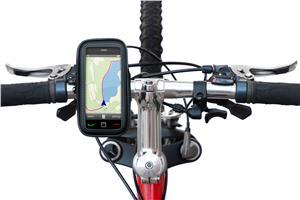 Univerzální držák M2 pro mobilní telefon na kolo