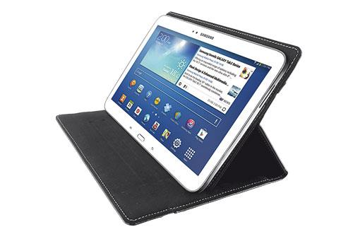 """TRUST Stick Folio Case with stand for 10"""" tablets"""