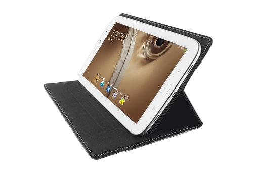 Trust Stick&Go Folio Case with stand for 7-8'' tablets
