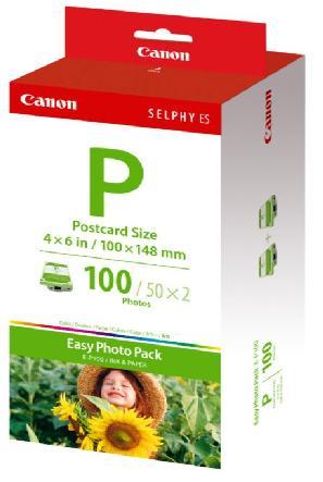 Canon E-P100 papír 100x148 do termosublimační tiskárny
