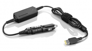 Lenovo TP adapter ThinkPad 65W DC - Travel do auta (Slim Tip)