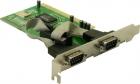 Delock adaptér PCI 2x sériový port