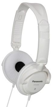 Sluchátka Panasonic RP-DJS200E-W, bílá - CZ distribuce