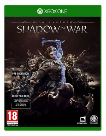 XOne - Middle-earth: Shadow of War