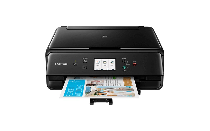Canon PIXMA TS6150 - PSC/Wi-Fi/WiFi-Direct/BT/Duplex/PictBridge/4800x1200/USB black