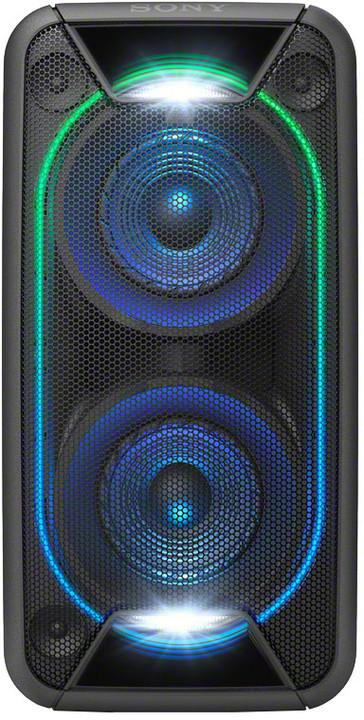SONY GTK-XB90B Domácí audiosystém s vysokým výkonem Black
