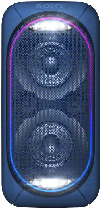 SONY GTK-XB60L Domácí audiosystém s vysokým výkonem Blue