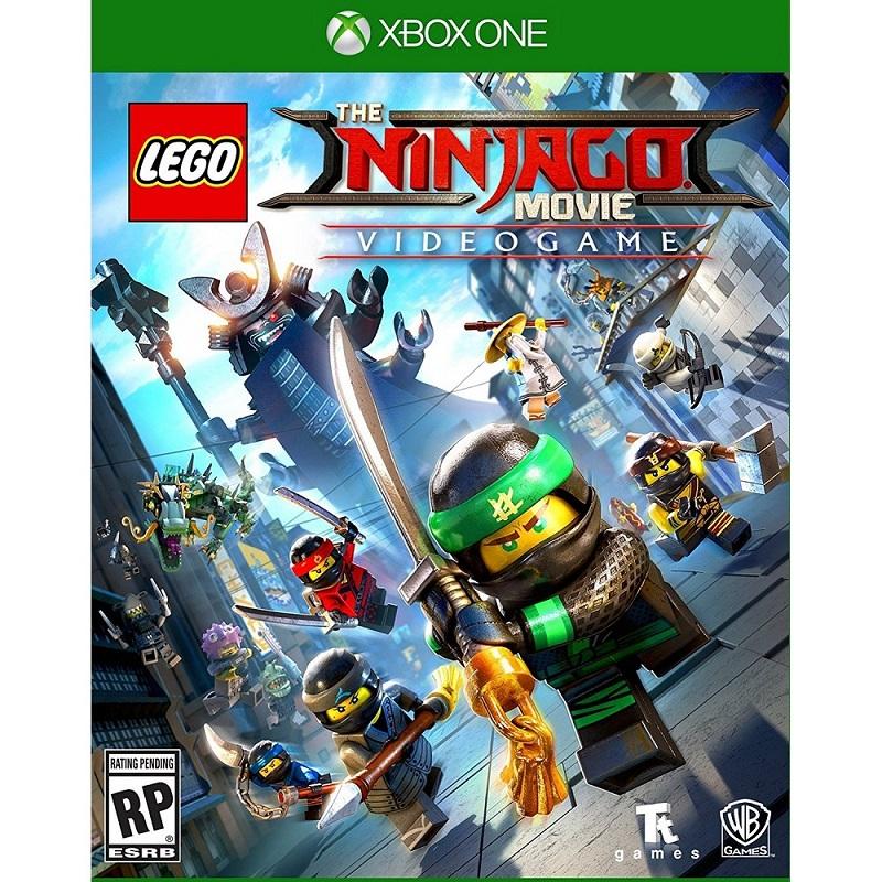 XOne - LEGO Ninjago Movie Videogame