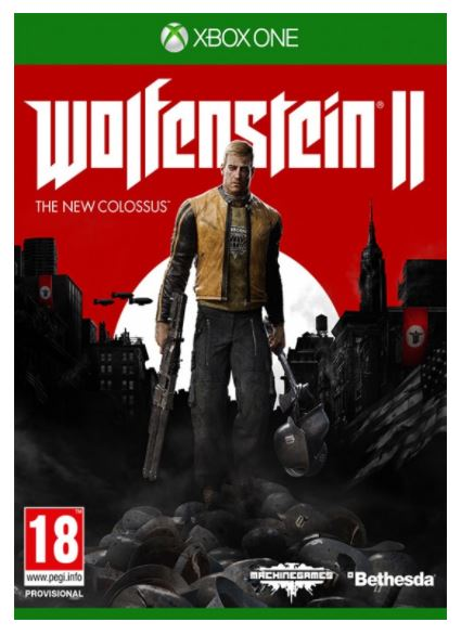 XOne - Wolfenstein II The New Colossus Collector's Edition