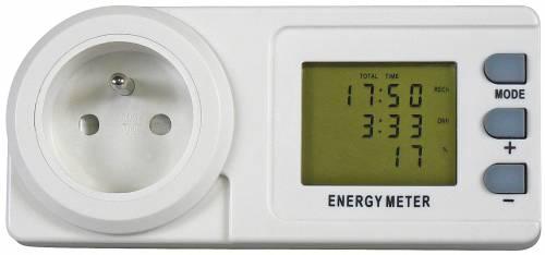 Emos wattmetr FHT9999 - měřič spotřeby elektr. energie