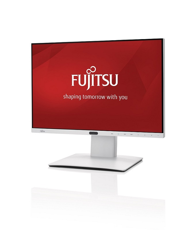 Fujitsu 24´´ P24-8 WE Pro LED IPS 1920x1200/20M:1/5ms/300cd/DVI/DP/HDMI/4xUSB/repro/