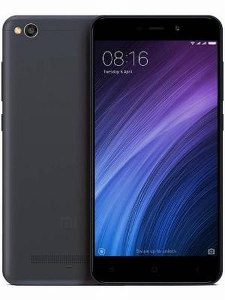 Xiaomi Redmi 4A CZ LTE Gray/ 5´´ HD 1280x720/1,4GHz QC/2GB/16GB/SD/2xSIM/13MPx/3120mAh